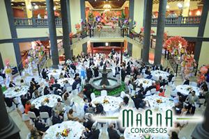 Cena Carnaval magna congresos
