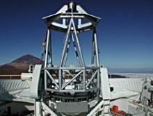Telescopio Gregor